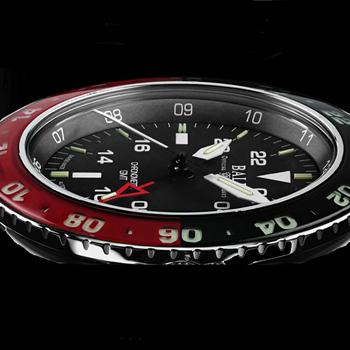 ボール ウォッチ-Aero GMTⅡ「エアロGMT2 赤黒ベゼル」 画像3