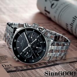 機能性に優れた腕時計ジン(Sinn)