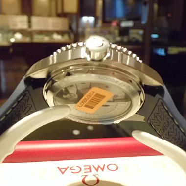 オメガ-シーマスタープラネットオーシャンマスタークロノメーター(43.5mm) 画像3