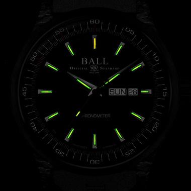 ボール ウォッチ-エンジニアⅡ VOLCANO「ヴォルケーノ」 画像3