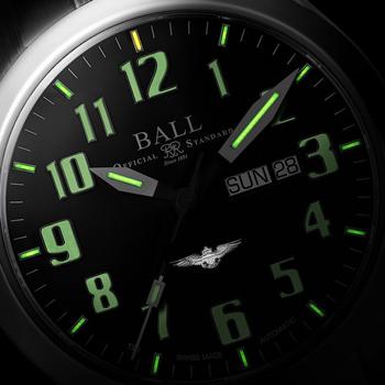 ボール ウォッチ-キャンペーン対象モデル シルバースター NM2182C-S2J-BK 画像2