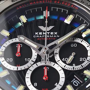 ケンテックス-KENTEX プレステージブルークロノ 画像3
