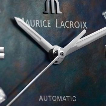 モーリス・ラクロア-アイコンオートマティック35mm ブラックMOPダイヤル 画像3