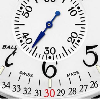 ボール ウォッチ-トレインマスターレイルロードスタンダード130 画像3